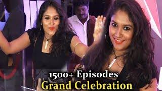 Yeh Hai Mohabbatein - completes 1500+ episodes Celebration   Vandita Aka Shruti Bapna