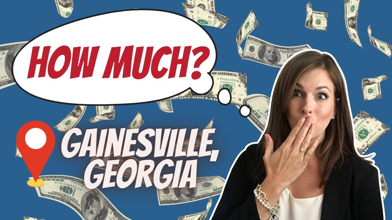 The TRUE Cost of Living in Gainesville, Georgia
