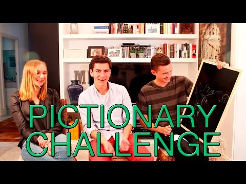 PICTIONARY CHALLENGE