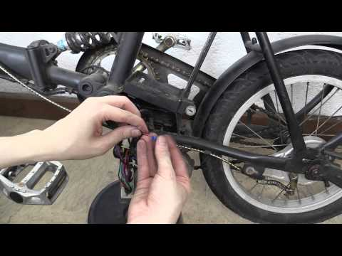 Convert your Ebike to a Generator - Part 1
