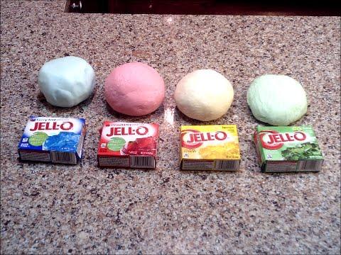 How to Make Jell-O Marshmallow Fondant Tutorial