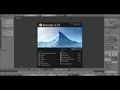 Create a FPS Camera in Blender's BGE