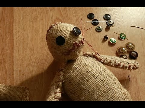 Harming a voodoo doll of your boss could improve company morale
