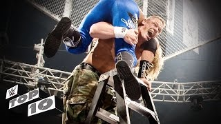Must watch moments from past WWE TLC Matches!