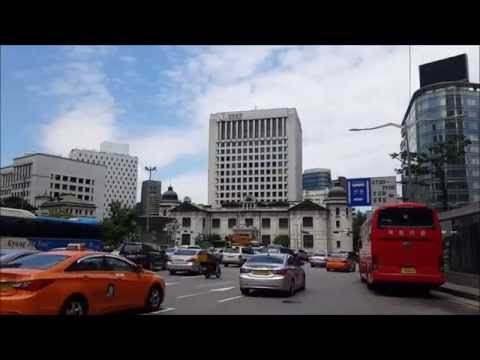 명동거리와 명동성당 둘러보기 - Myeongdong street and Myeongdong Cathedral in Seoul South Korea