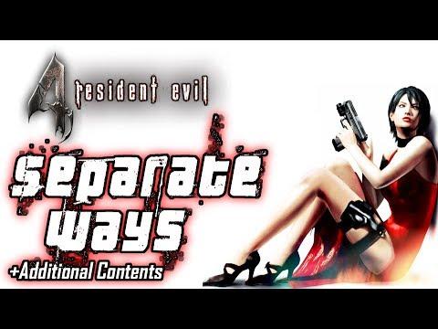 Separate Ways - Fragile Ada || Resident Evil 4