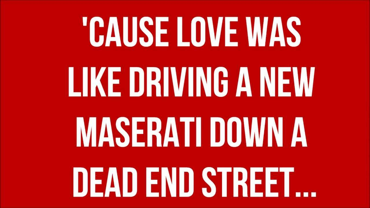 Taylor Swift - RED (Lyric Video)