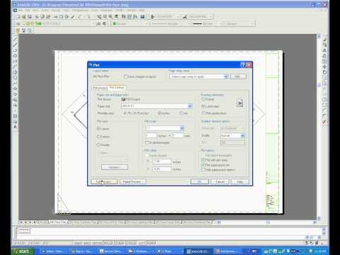 Create PDF Files from AutoCad Using PDF Creator