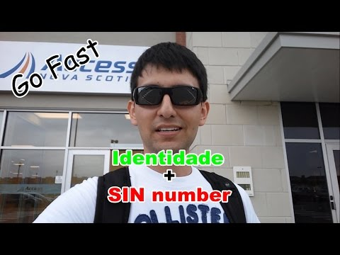 Identidade e SIN number