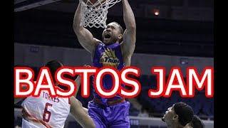 "PBA ""Bastos Jam"" Moments | Ft. Aguilar, Brownlee, Intal, Norwood,  etc. | Part 1"