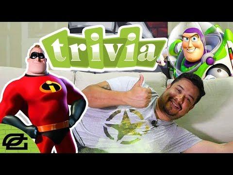 NAME THAT PIXAR CHARACTER AND FILM! (OpTic Trivia)
