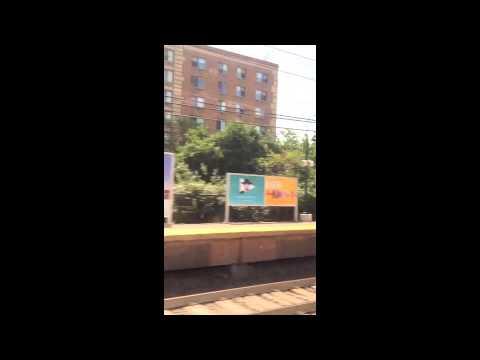 Amtrak Trip - Stamford, CT to Philadelphia