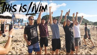 """This is Livin' Episode 28 """"Foiling & Surfing NorthShore"""""""