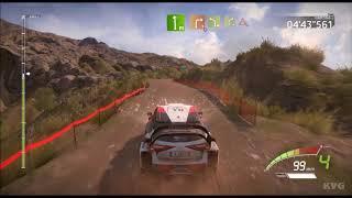WRC 7 - YPF Rally Argentina (Los Gigantes - Cantera El Condor) - Gameplay (PC HD) [1080p60FPS]