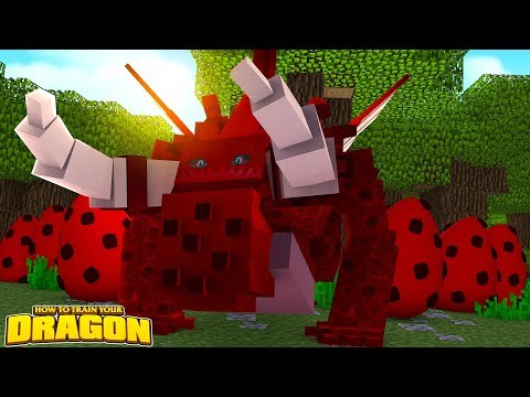 OUR BEWILDERBEAST LAYS AN EGG?! - How To TrainYour Dragon w/TinyTurtle