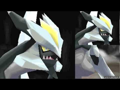Pokémon Black 2 - Kyurem VS Zekrom [HD]