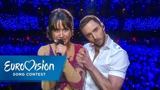 Download Love, Love, Peace, Peace - Måns Zelmerlöw and Petra Mede create the perfect Eurovision Performance |