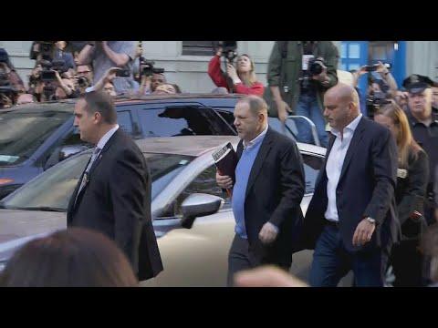 Harvey Weinstein surrenders: What happens next?