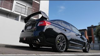 2018 Subaru WRX STi - REVIEW - quick, but only if you