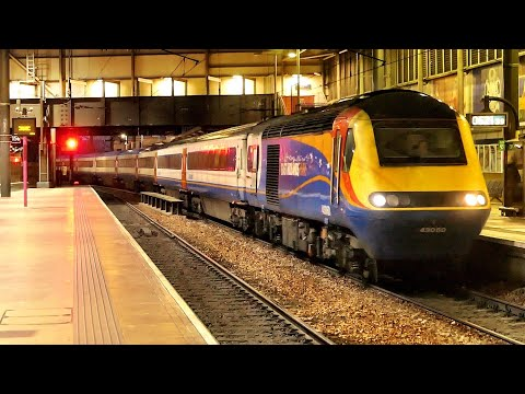 East Midlands Trains FIRST CLASS - Saturday Breakfast Train, Leeds to London St Pancras