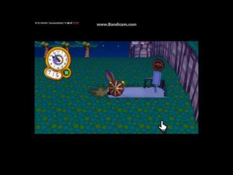 Animal Crossing City Folk: Tarantula Fail