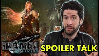 Final Fantasy 7 Remake - SPOILER Talk