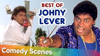 Best of Hindi Comedy Scenes Johny Lever | Movie Phir Hera Pheri - Dulhe Raja - Fool N Final