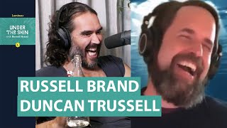 Trussell and Russell Cosmic Tussle   Russell Brand & Duncan Trussell