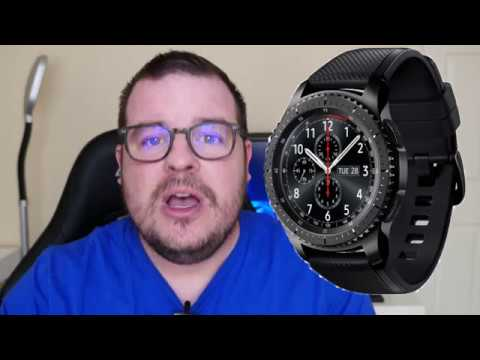 Samsung Employees Seen with Gear Watches Running WEAR OS | Galaxy S9 and S9 Plus NEW Software Update