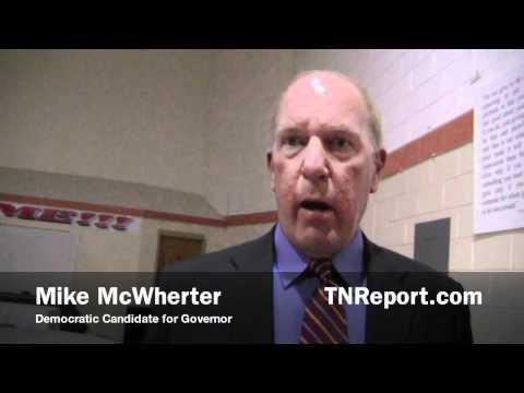 McWherter: 'Haslam Got Bullied'