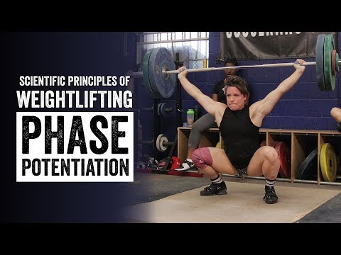 Scientific Principles of Weightlifting | Phase Potentiation | JTSstrength.com