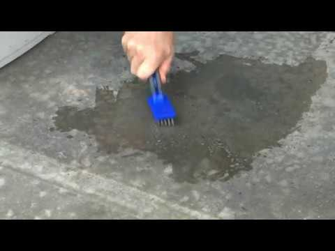 How To Clean and Seal a Garage Floor