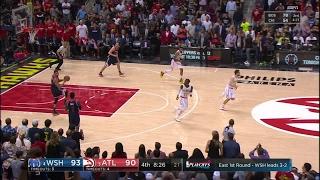 Quarter 4 One Box Video :Hawks Vs. Wizards, 4/28/2017 12:00:00 AM