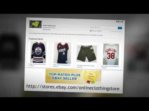 Online Clothing Store http://stores.ebay.com/onlineclothingstore