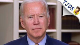 Biden Confronted Over a Crime Bill So He Lies