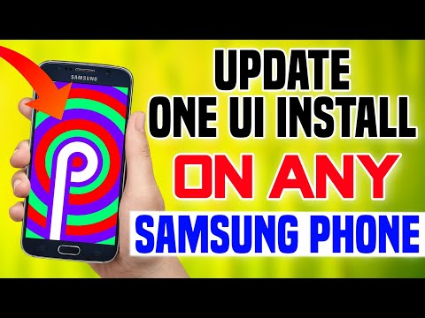 New One Ui Update Install On Any Samsung Phone 2019 Trick || Download Link🔥