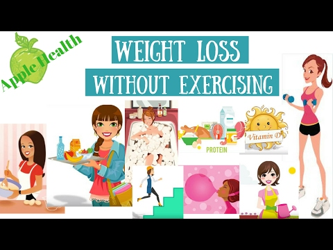 Lose Weight | How To Lose Weight Without Working Out | Burn Belly Fat