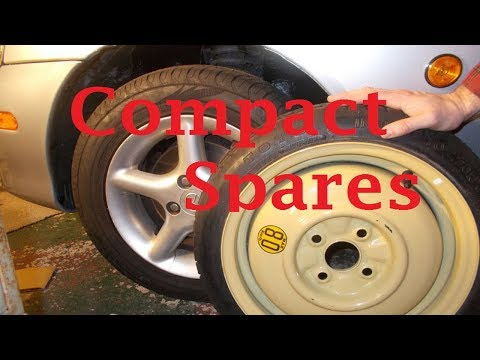 Compact Spare Tire Tips