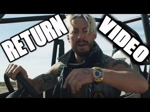 Enzo Wrestling Return 2018 - REAL1 PHOENIX Music Video REINCARNATED