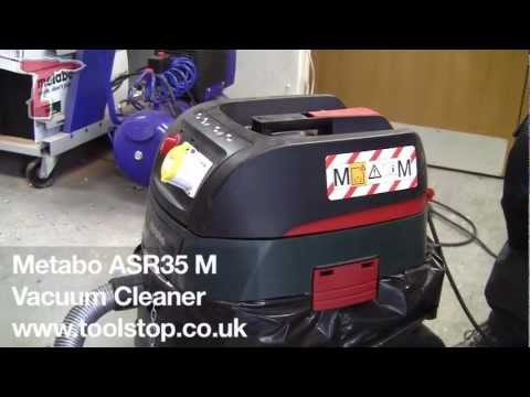 Metabo ASR35M M-Class Dust Extractor Vacuum