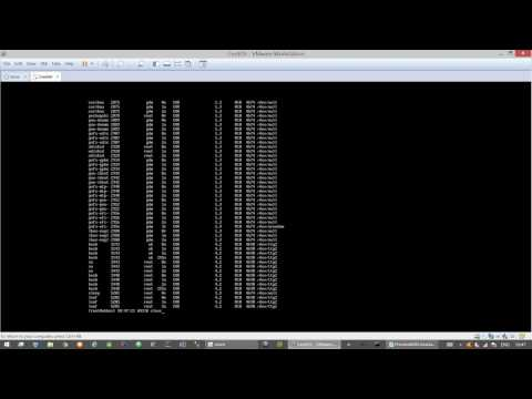 Linux Tool -- Finding Open Files  -- lsof