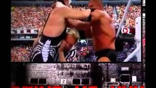 wrestlemaina  31 HHH vs sting with NWO and DX