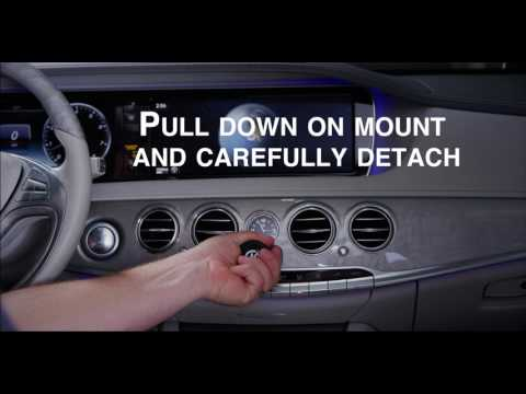 How to remove a Nato Mount from your dash.