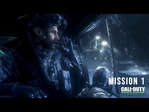Call of Duty: Modern Warfare Remastered Mission 1