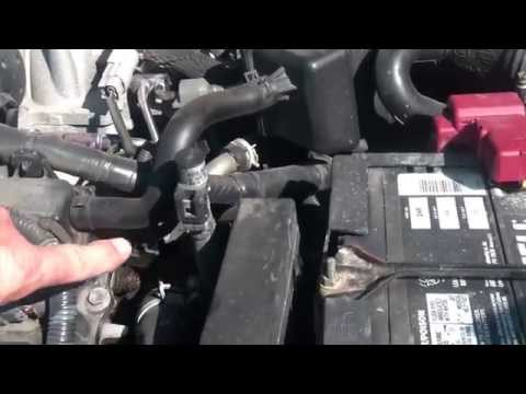 Part 1 - How to replace camshaft sensor on nissan altima 2005 3.5L