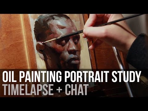 Learning from Failure | Oil Painting + Chat