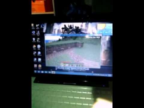 Minecraft pc glitch