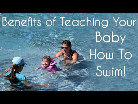 Why it's Important to Learn to Swim at a Young Age | AquaMobile - Home Swim Lessons