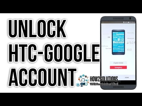 HTC Desire How to bypass google account FRP lock google verification 630, 825, A9, M8, M9 Review