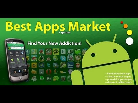 Best Apps Market (BAM) - Best Android Apps